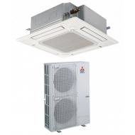 Mitsubishi Electric PLA-SP100BA/PUHZ-SP100VHA/PLP-6BA/PAC-YT52CRA